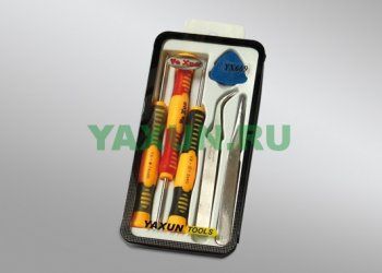 Набор отверток YaXun YX 669 - купить