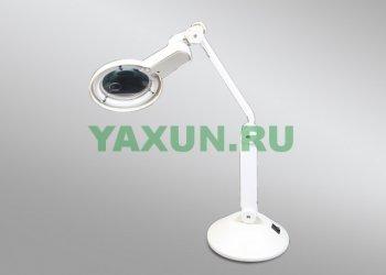 Лампа с лупой и подсветкой Ya Xun 928 - купить