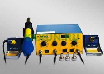 Термовоздушная паяльная станция YA XUN 883D - купить