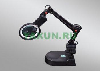 Лампа с лупой и подсветкой Ya Xun 138 - купить