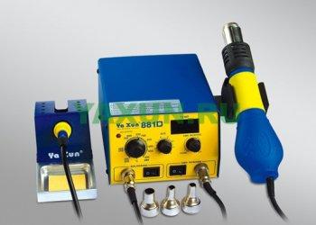 Термовоздушная паяльная станция YA XUN 881D - купить