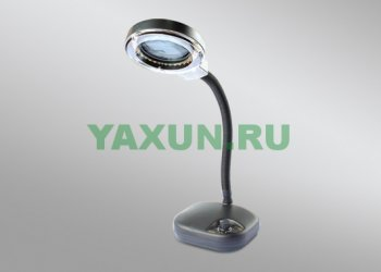 Лампа с лупой и подсветкой Ya Xun 929 LED - купить