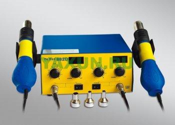 Термовоздушная паяльная станция YA XUN 882D - купить